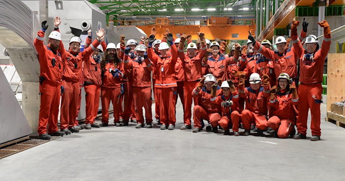 Operatorius (-ė) darbams su metalu, Hydro Extrusion Lithuania, UAB