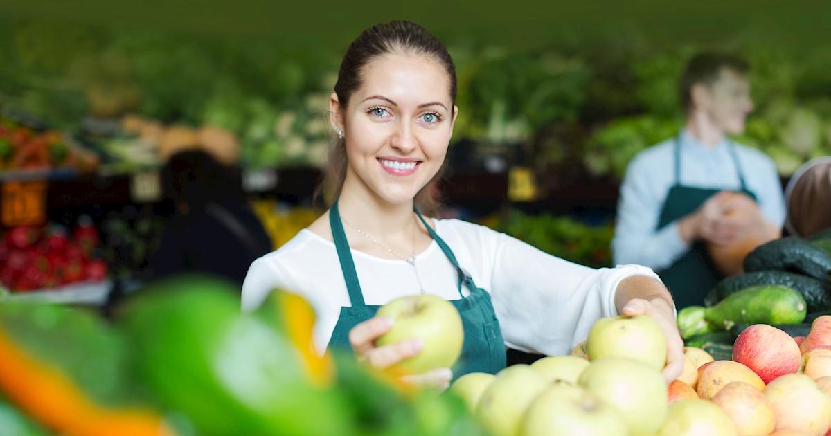 Šviežių prekių skyriaus pardavėjas (-a), UAB Palink / IKI