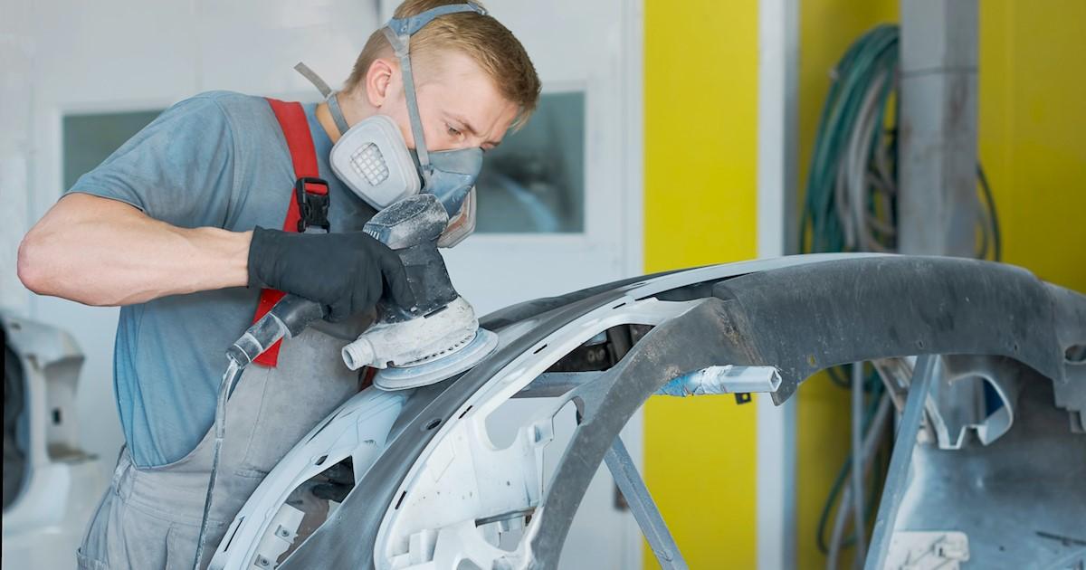 """Automobilių kėbulinininkas darbui Norvegijoje, UAB """"Europex"""""""