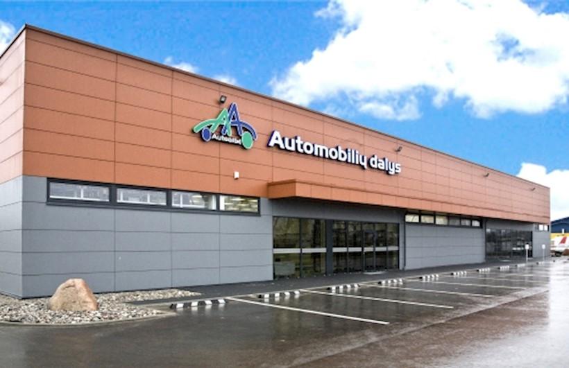 "Automobilių detalių pardavėjas (-a), UAB ""Autoaibė"""