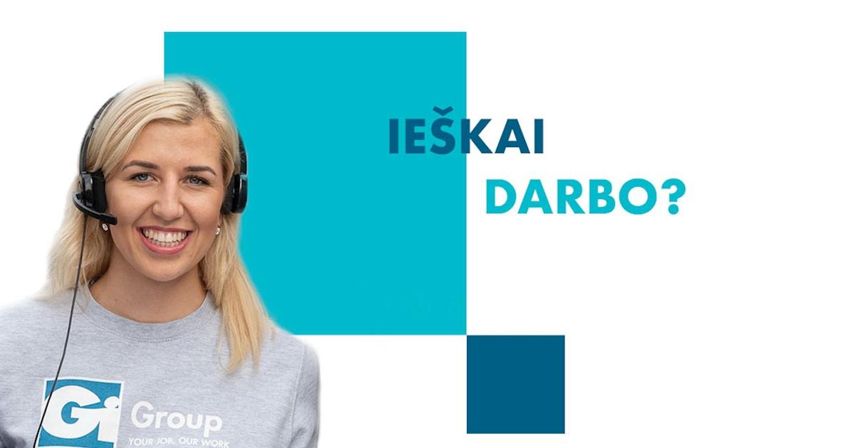 Įvairūs darbai elektronikos gamyboje Kaune (patirtis nereikalinga, apmokome!), Gi Group Lithuania