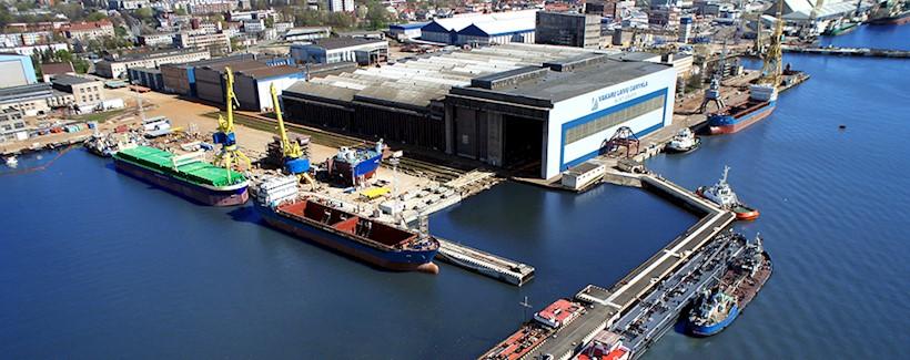 Technologas (-ė), AB Vakarų laivų gamykla
