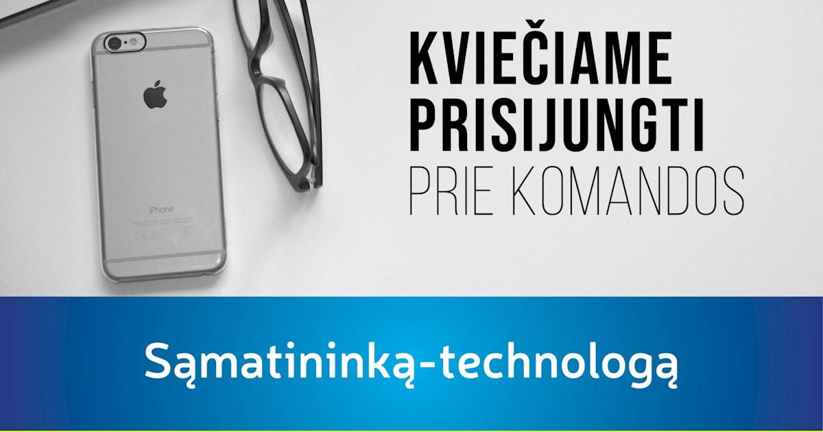 SĄMATININKAS - TECHNOLOGAS, Gridin's Group