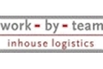 work by team inhouse logistics, UAB